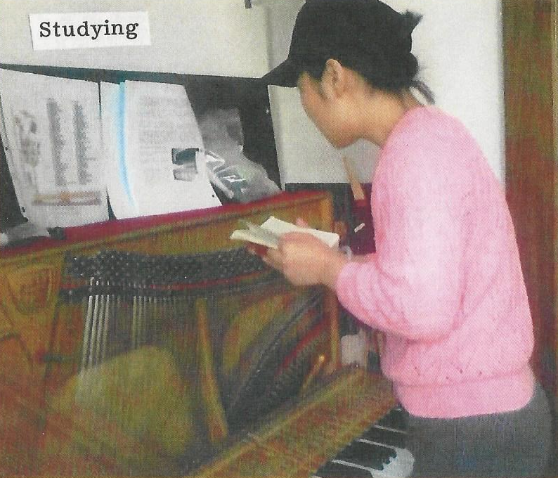 Studying Piano Tuning
