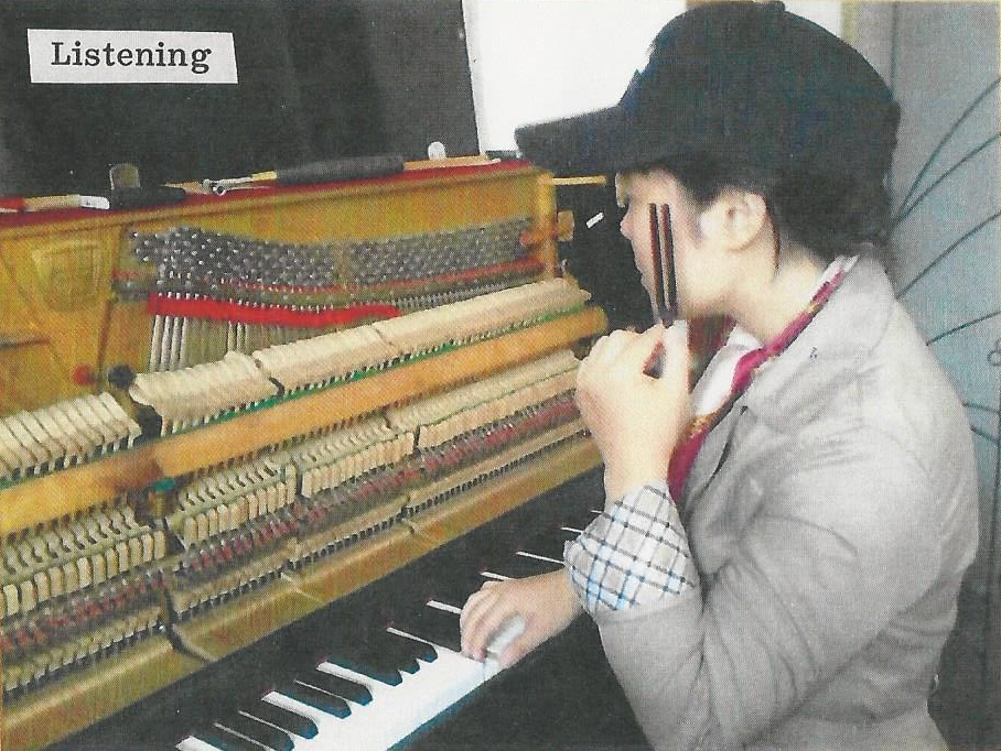 Piano Tuning in China